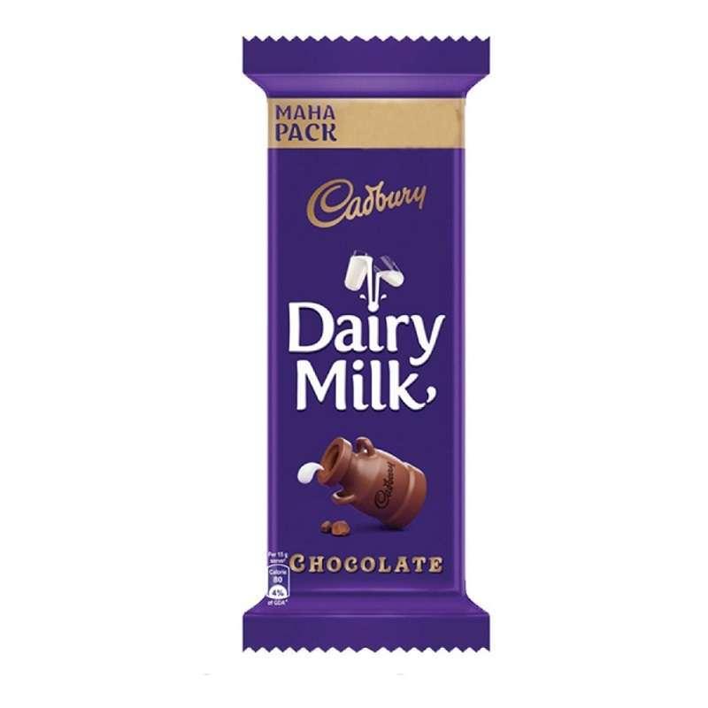 Cadbury Dairy Milk Chocolate Flowpack 50gm