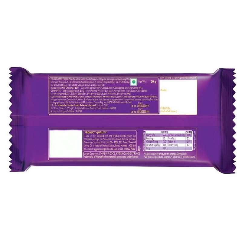 Cadbury Dairy Milk Silk Oreo 60g