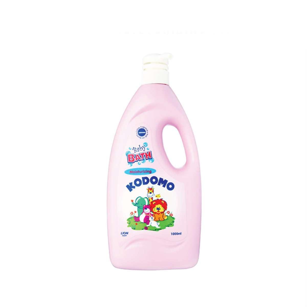 KODOMO Baby Bath Moisturizing 1000 ML