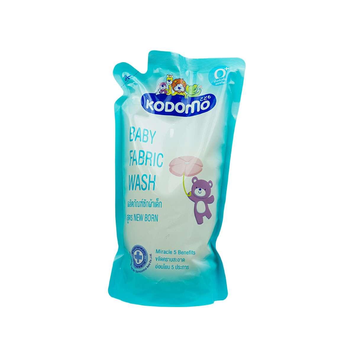 KODOMO Baby Fabric Wash Refill