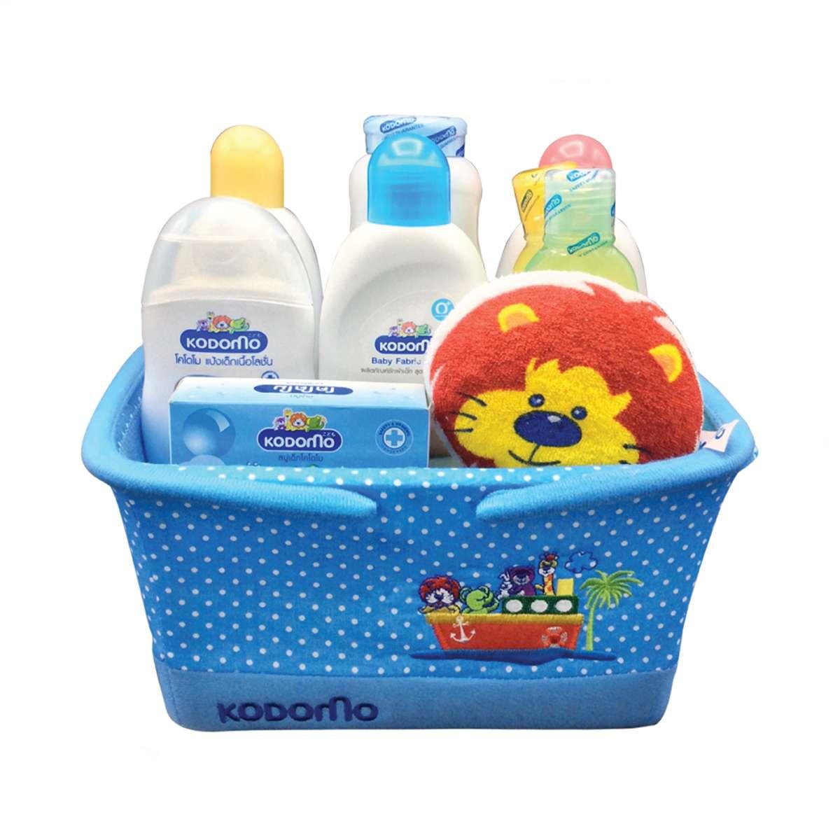 KODOMO Baby Gift Set Busket