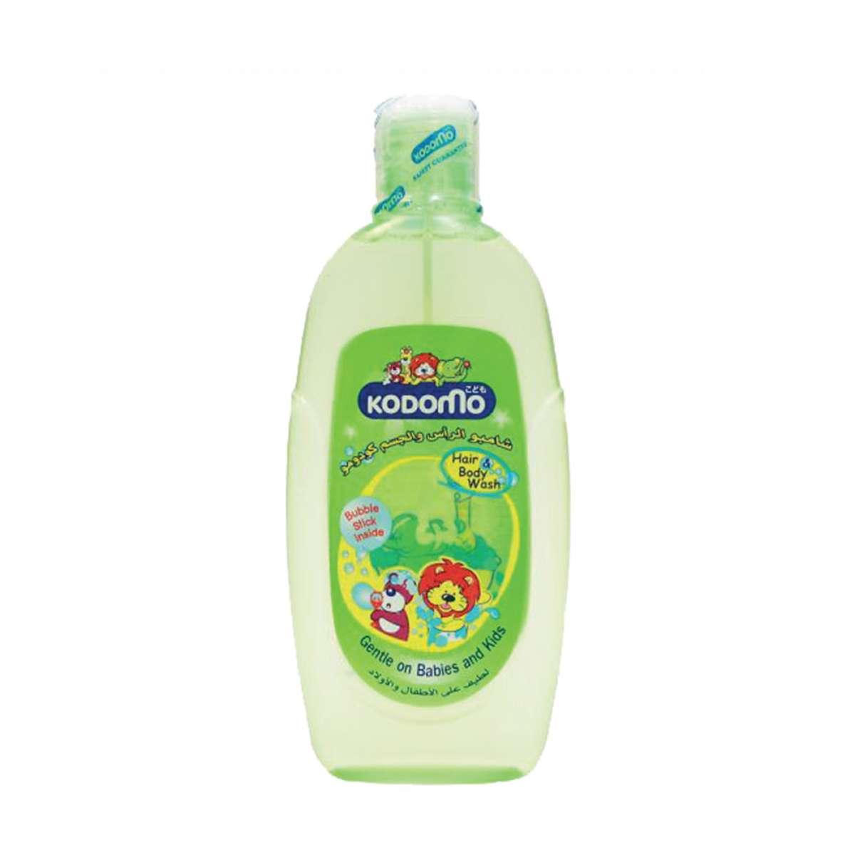 KODOMO Baby Hair & Body Wash- 100 ml
