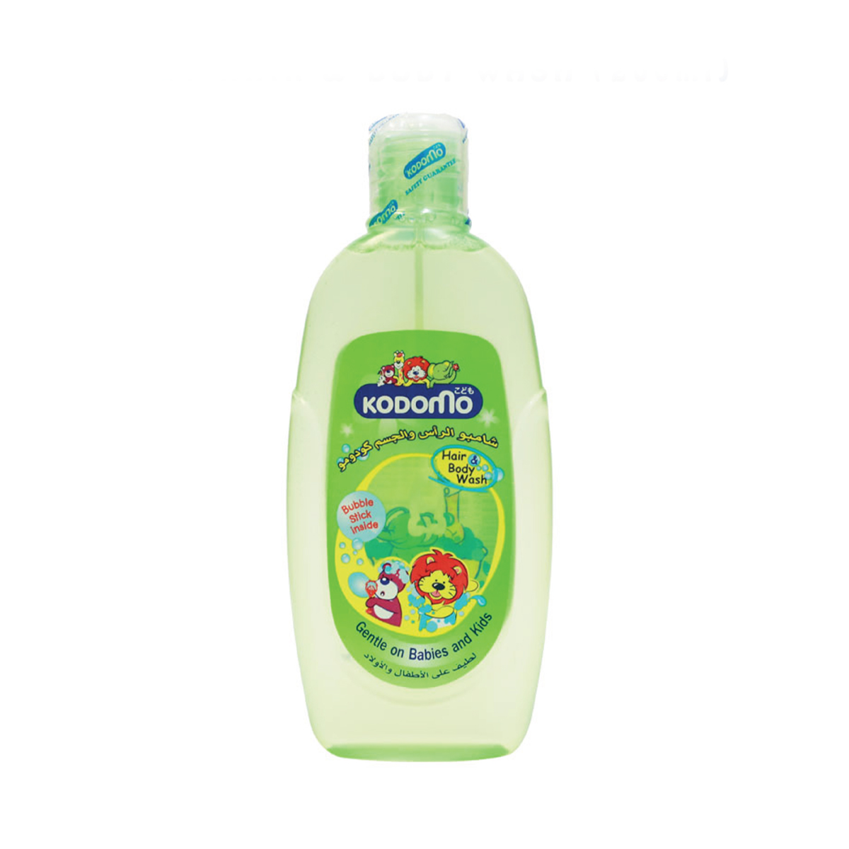 KODOMO Baby Hair & Body Wash- 200 ml