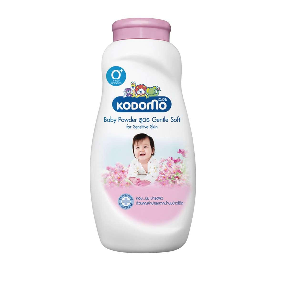 KODOMO Baby Powder Gentle Soft 200 gm