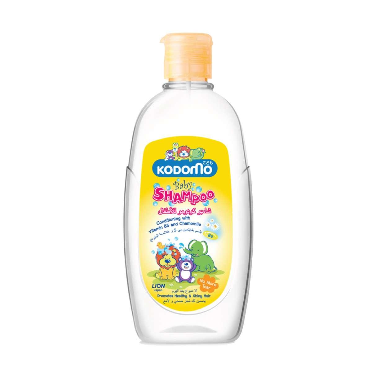 KODOMO Baby Shampoo Gentle 200 ml
