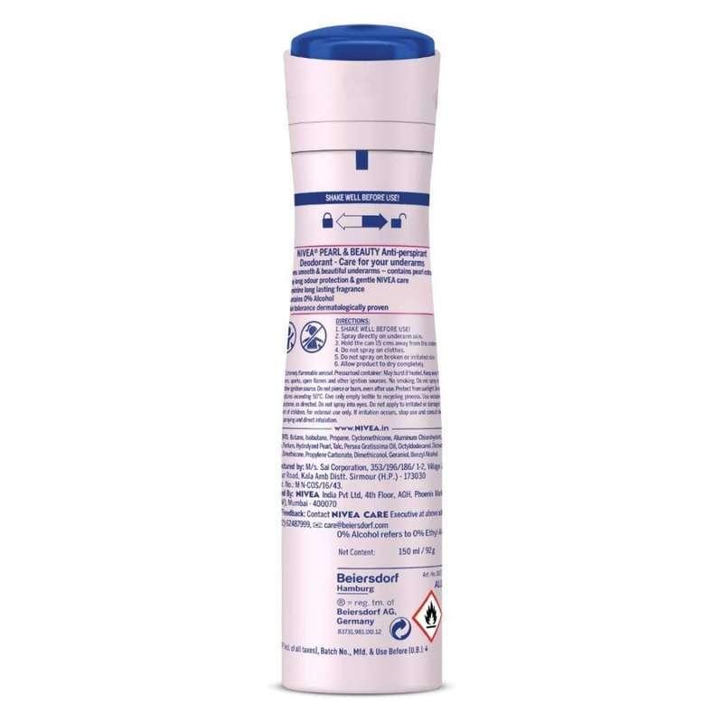 NIVEA Female Body Spray Protect _ Care 150ml