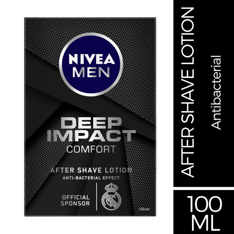 NIVEA MEN Deep Impact Comfort After Shave Lotion 100ml