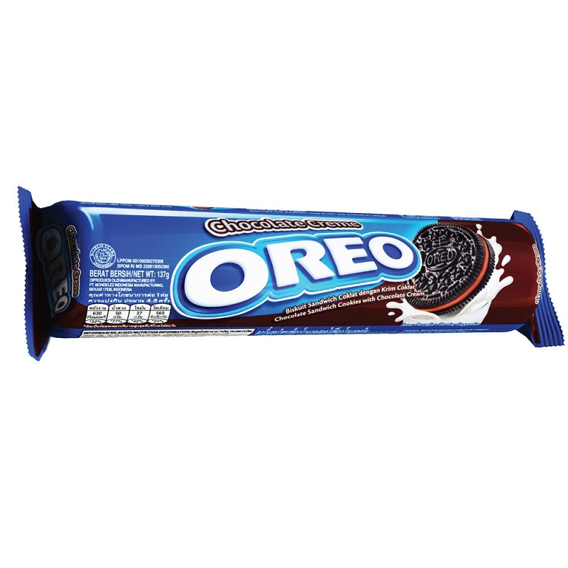Oreo Chocolate Creme Biscuit 133gm
