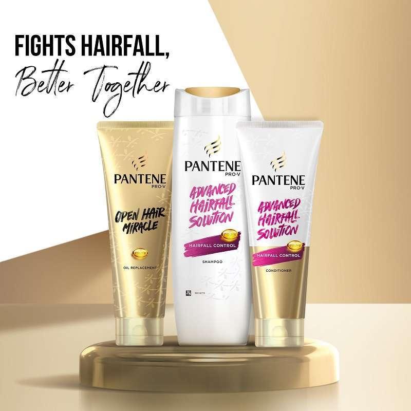 Pantene Advanced Hairfall Solution Hairfall Control Shampoo 180 ml