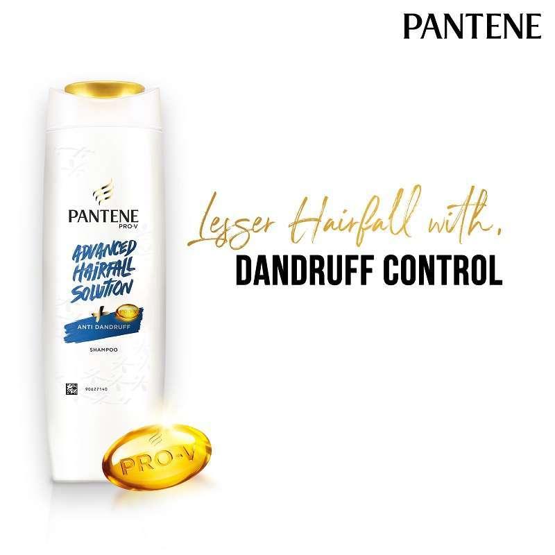 Pantene Shampoo Anti Dandruff 180ML