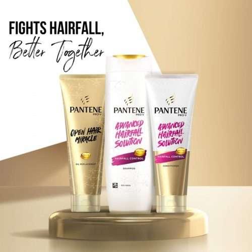 Pantene Shampoo Hairfall Control 340ML