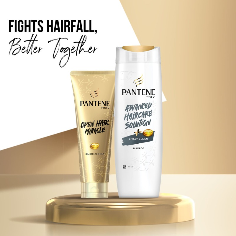 Pantene Shampoo Lively Clean 200ML