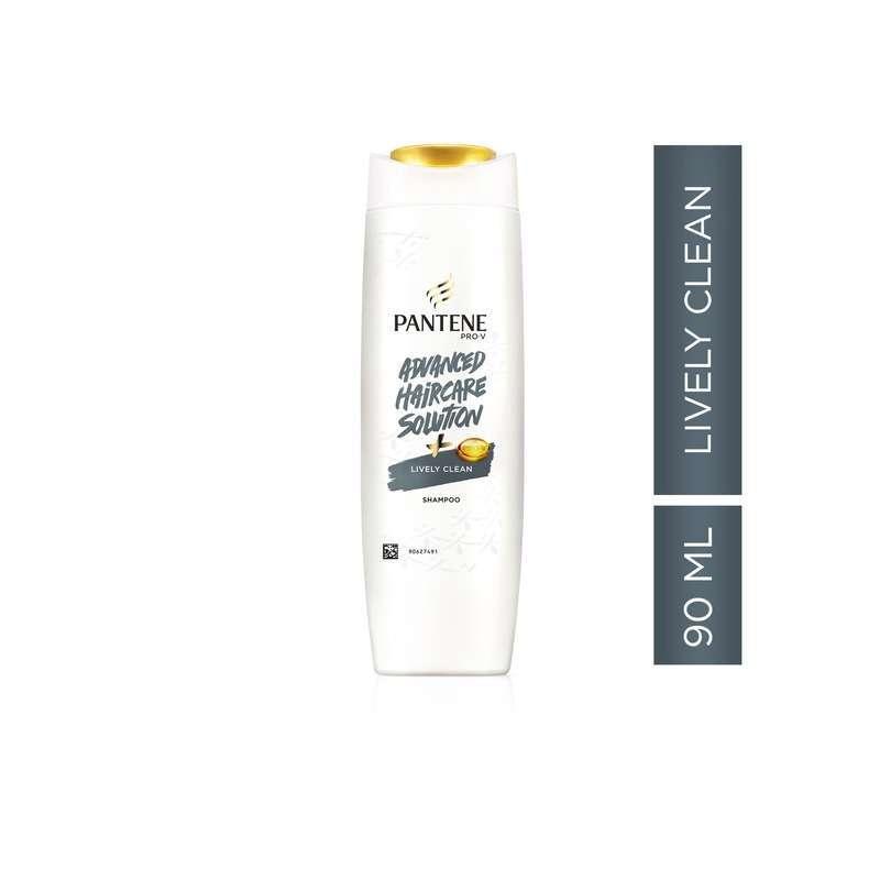 Pantene Shampoo Lively Clean 90ML