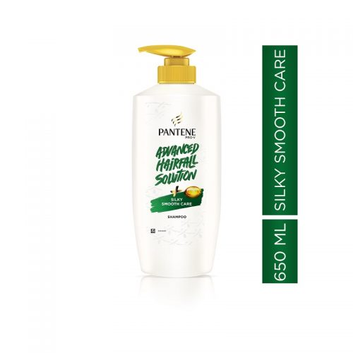 Pantene Shampoo  Silky Smooth Care 650 ML