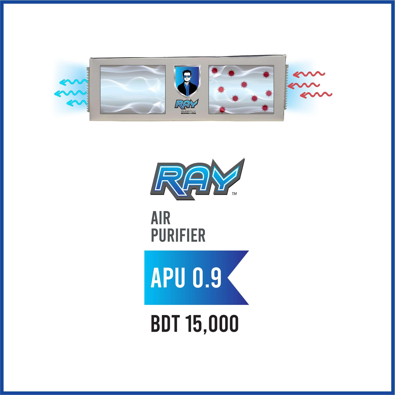 Air Purifier-APU-0.9