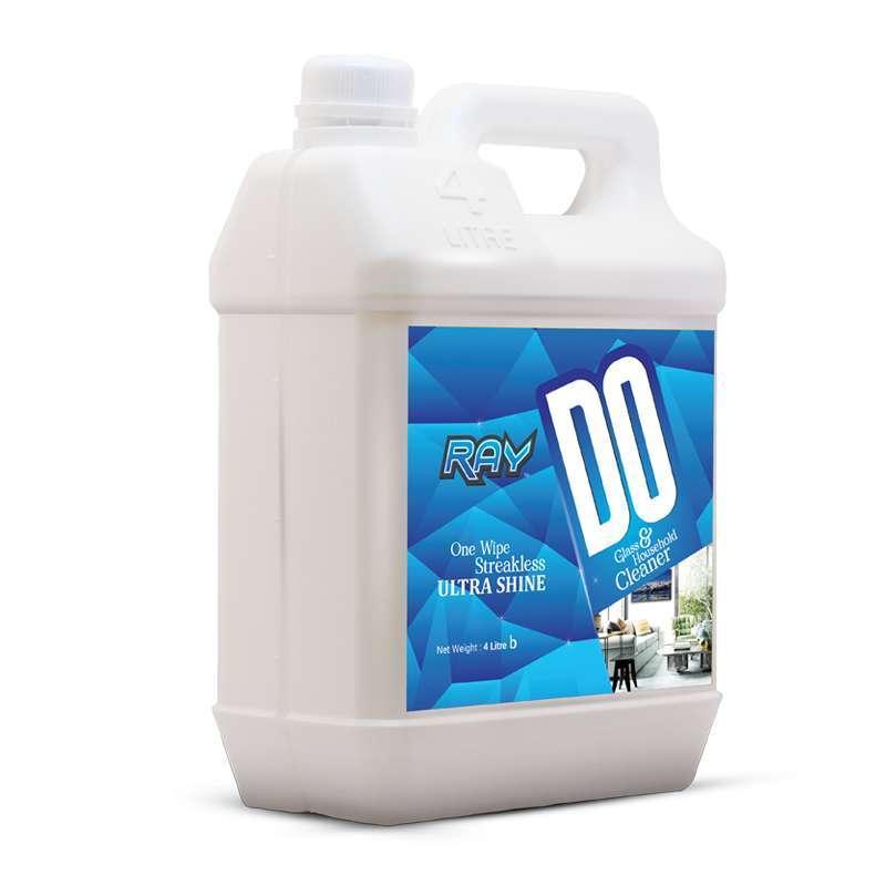 RAY DO Glass & Household Cleaner Refill 4 Liter