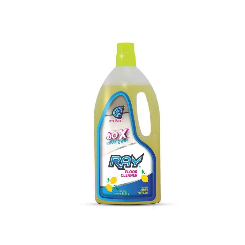 RAY Floor Cleaner lemon 1 Liter
