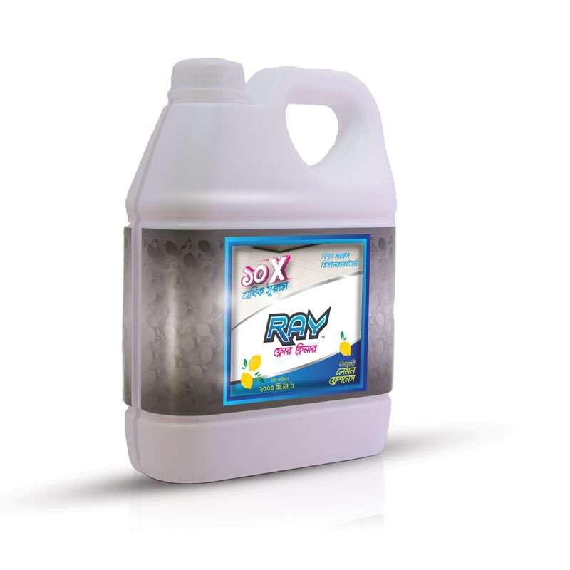 RAY Floor Cleaner lemon 2 Liter