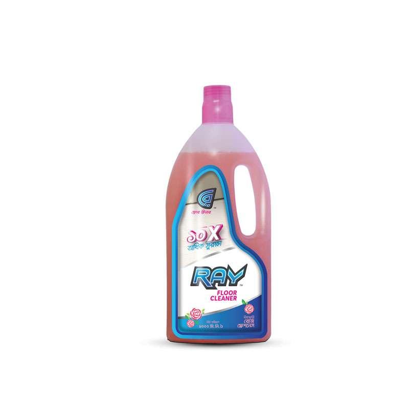 RAY Floor Cleaner Rose 1 Liter