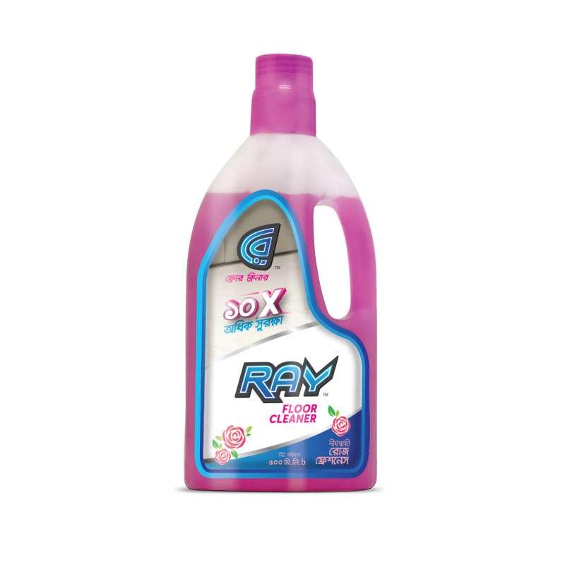RAY Floor Cleaner Rose 500ml