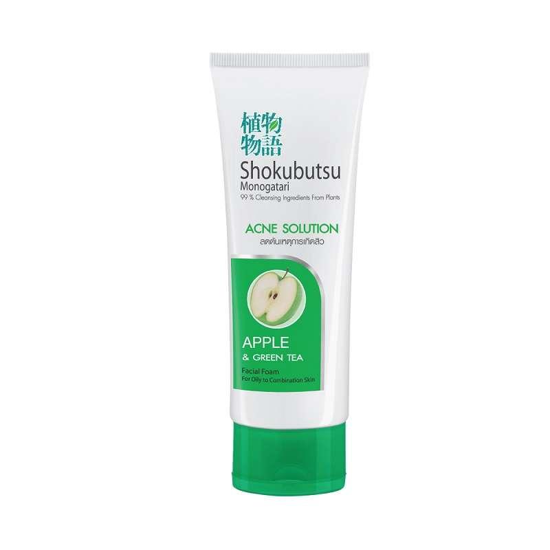 Shokubutsu Facial Foam Acne
