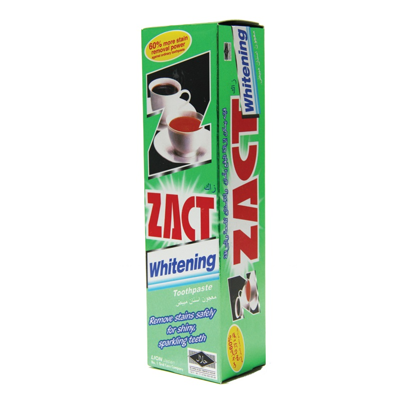 Zact Whitening Toothpaste