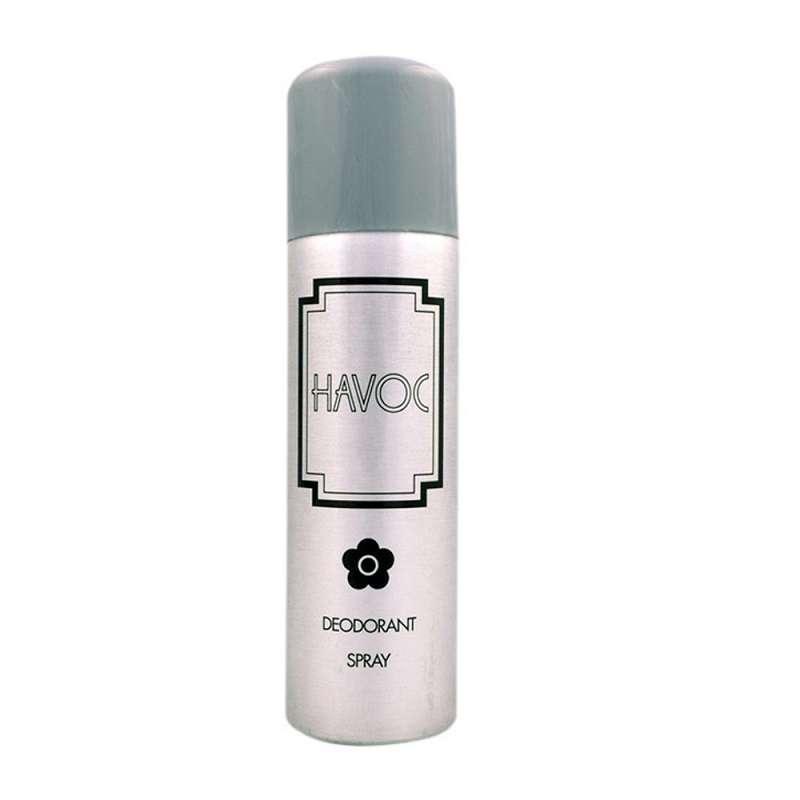 Havoc Dedodorant Body Spray Silver Gold 200ml