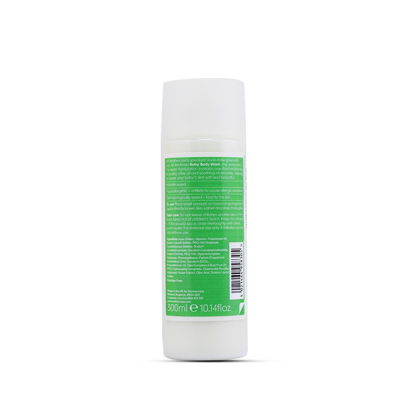 Mothercare Baby Body Wash 300ml