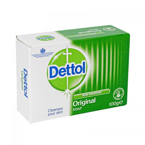 Dettol Anti-Bacterial Soap 100g 3 Flavor