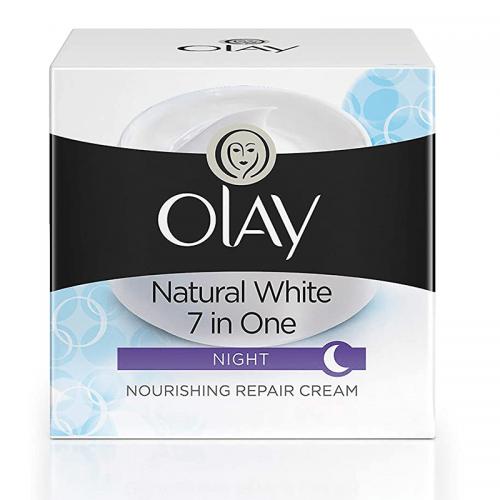 Olay Natural White Day/Night Cream 50g