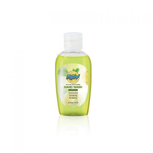 RAY Active Sanitizing Hand Wash 50ml Lemon