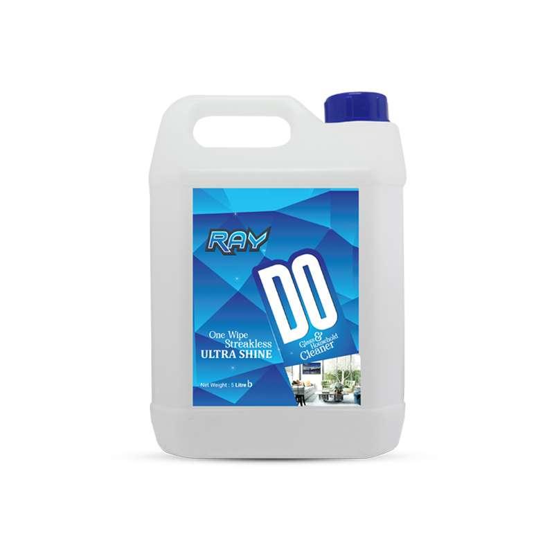 RAY DO Glass & Household Cleaner Refill 5 Liter