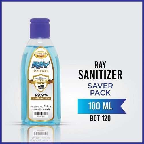 RAY Sanitizer Saver Pack 100 ml