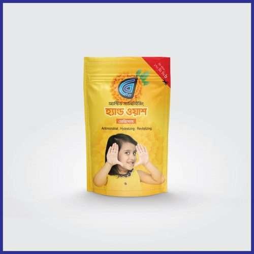 RAY Active Sanitizing Hand Wash 170 ml Sachet Pack