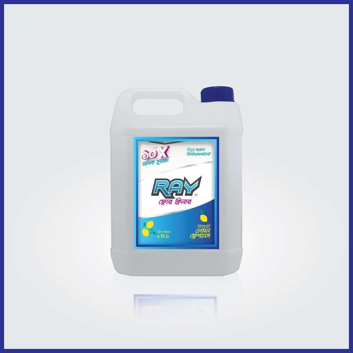 RAY Floor Cleaner 5 Liter Lemon